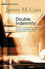 Double Indemnity by James M. Cain (Paperback, 2002)