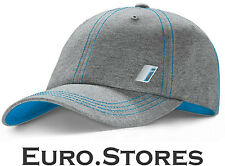 BMW i Baseball Cap Grey & Blue 100 % Cotton 80162359286 Genuine New Best Gift