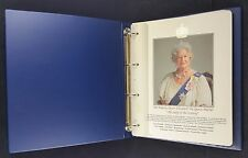 Thematic MNH Collection for Queen Mother, Classic Cars & Olympics in Album