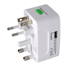 MX Travel Adaptor Universal Type For 150 Countries With Usb Port-MX 2731A