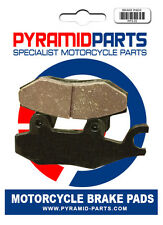 PGO 125 X-Hot 2010 Front Brake Pads