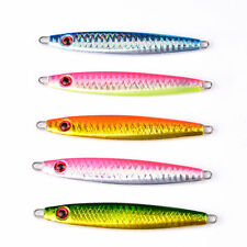 5pcs Lead fish 30g fishing lure Fishing Bait Casting Lures Deep Dive Bass Jigs