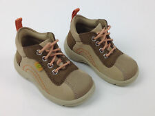 ECCO Toddler Sporty Boot Safari Eur 19 US 4 MSRP $49.00