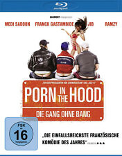 Blu-ray * PORN IN THE HOOD - DIE GANG OHNE BANG # NEU OVP §
