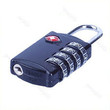 TSA 309 Combination Travel Suitcase Luggage Lock Padlock