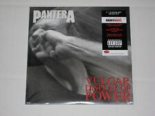 PANTERA Vulgar Display of Power 180g 2LP gatefold New Sealed