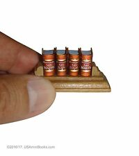 """new Micro Evangelios set with stand 0.55"""" high in spanish miniature books collec"""