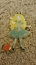 Disney Art of Alice in Wonderland Dinah Cat Fantasy Pin LE 50 AIW