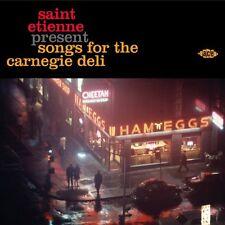 Saint Etienne Presen - Saint Etienne Present Songs for the Carnegie Deli [New CD