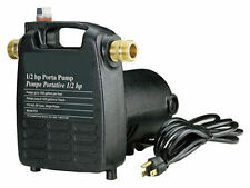 "WATER PUMP - 1450 GPH - 115V - 1/2 Hp - 3/4"" Ports - 3/4"" Garden Hose Connect"