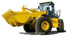 FRONT END LOADER HYDRAULIC SCALE SYSTEM BACKHOE ON BOARD WEIGHING TRACTOR BUCKET