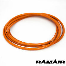 RAMAIR 4x3 m Orange Silicone Aspirateur Tuyau Admission Turbo CORDE COUVRANT