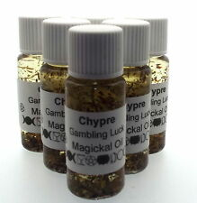 Chypre Herbal Magickal Anointing 10ml Oil Gambing Luck