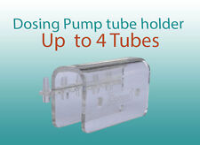 Dosing pump High quality Tube holder / Tube fixture - Up to 4 tubes
