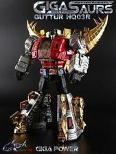 New Transformers Gigapower GP HQ-03R Masterpiece Dinobot Guttur Snarl Plated