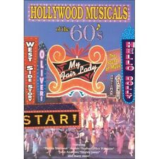 HOLLYWOOD MUSICALS OF THE 60'S DVD - BRAND NEW
