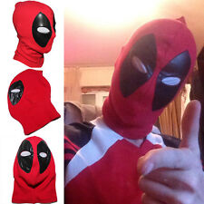 Deadpool Masks Balaclava X-Men Halloween Costume Hood Cosplay Full Face Mask