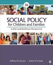 Social Policy for Children and Families: A Risk and Resilience Perspective, , Ne