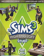 Sims 3: High-End Loft Stuff Pack (Windows/Mac, Region-Free) Origin Download
