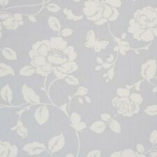 Clarke and Clarke Meadow Grey Designer Curtain Upholstery Fabric