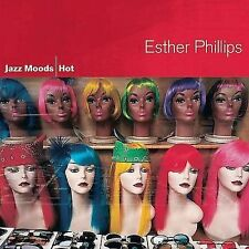 Jazz Moods: Hot by Esther Phillips (CD, Apr-2005, Sony Music Distribution (USA))