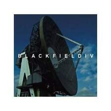BLACKFIELD - IV  -LIMITED EDITION CD + DVD NUOVO SIGILLATO