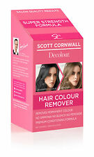 Hair Dye Remover by Scott Cornwall - Remove your unwanted colour