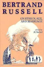 Bertrand Russell on Ethics, Sex, and Marriage Great Books in Philosophy)
