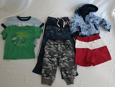Boys Baby 18 month clothes lot Toddler Summer Fall Old Navy Circo Oshkosh