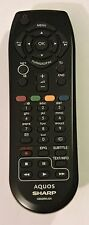 NEW SHARP AQUOS GB028WJSA LE540E LE541E LE542E Original Remote Control