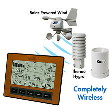 WS-2816CH-IT La Crosse Technology Wireless Professional Weather Station Gateway