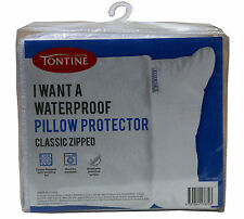 Tontine -2 Pack Dry Sleep Waterproof Pillow Protectors 48cm x73cm