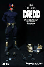 PREORDER 1/6 Judge Dredd Figure Xensation VTS Toys Hot Art Stallone Epoch Cop