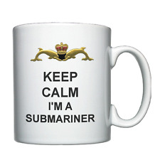 Keep Calm I'm A Submariner -  Mug - Royal Australian Navy Submarine Service