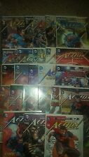 ACTION COMICS #1-23,0 NM+ 9.6 DC COMICS NEW 52 Grant MORRISON SUPERMAN 24 ISSUES