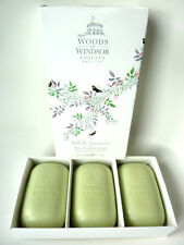 Woods of Windsor Seife 300g, White Jasmin