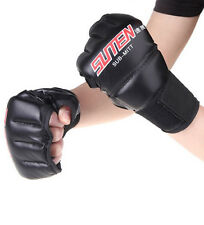 MMA BOXING GLOVES MITTS - MARTIAL ARTS PUNCH BAG TRAINING - KARATE / TAEKWONDO