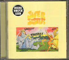 SUPERSISTER Pudding en and Gisteren NEW CD 1972-2010 RADIO Robert Jan Stips