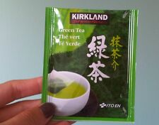 100 Kirkland Signature Ito En Matcha Blend Green Tea Bags 100% Japanese Leaves
