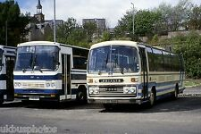 Tayside No.266 Dundee Depot Bus Photo