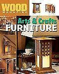Wood® Magazine: Arts and Crafts Furniture (Wood Magazine), , Good Book