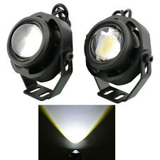 Hot 2Pcs 10W Cree LED Off-road Spot Flash Head Light for Car Jeep Boat 12V-32V