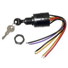 NIB Mercury Ignition Key Switch 6 Wire Replaces 17009A2 17009A5 Outboard Marine