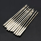 10X Lots Craft Sewing Machine Threading Metal Needles Home Model9 11 12 14 16 18