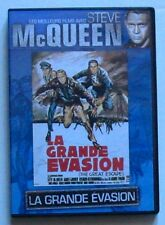 DVD LA GRANDE EVASION - Steve McQUEEN / James GARNER / Richard ATTENBOROUGH
