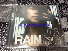 Rain It's Raining Bi Vol. 3 CD Great Condition K-POP KPOP OOP Rare Rain's World
