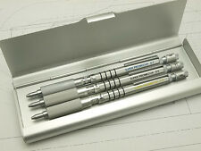 OHTO Drafting Mechanical pencil SUPER PROMECHA 1500p .3 /.5 /.7mm and Pen Case