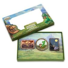 Disney Store The Good Dinosaur Limited Edition 400 Set Of 3 Pins BNIB Arlo spot