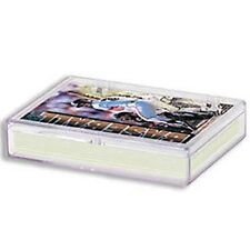 Ultra Pro 35 Count Hinged Clear Card Case [NEW] Ct Pc Protector Playing Trading