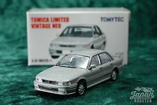 [TOMICA LIMITED VINTAGE NEO LV-N05a 1/64] MITSUBISHI GALANT VR-4 (Silver)